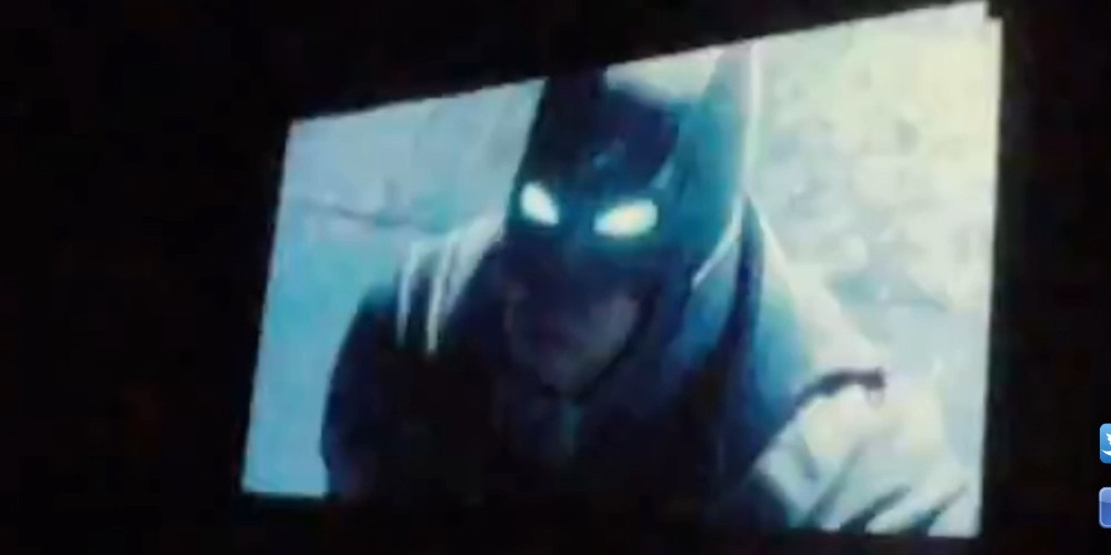 Then we get a shot of Bats in full DKR-Armor glory!