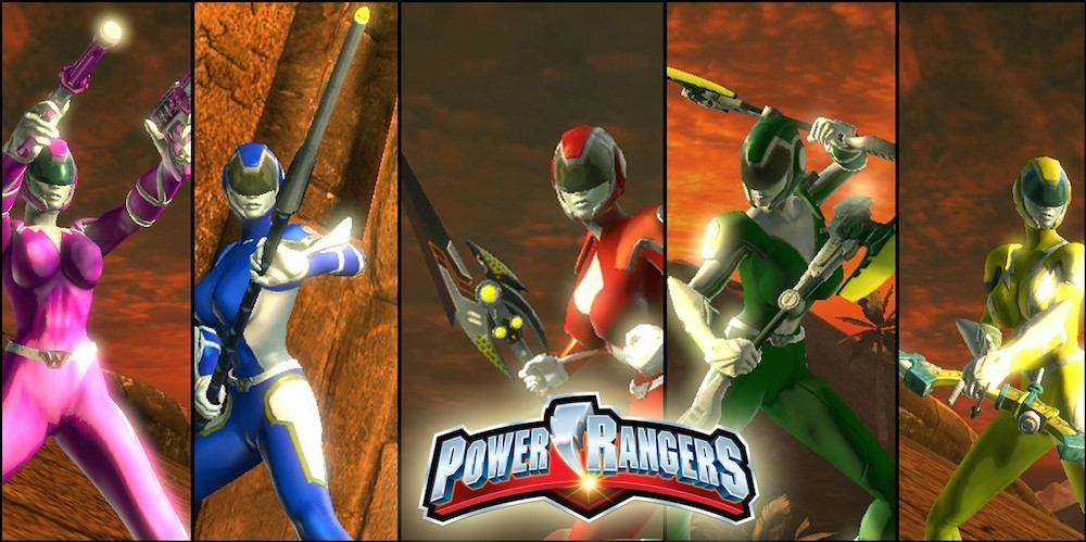 "Awesome hero customization makes almost any look possible. Imagine going to the Watchtower saying something like ""Hello, Justice League. We are the Power Rangers."""