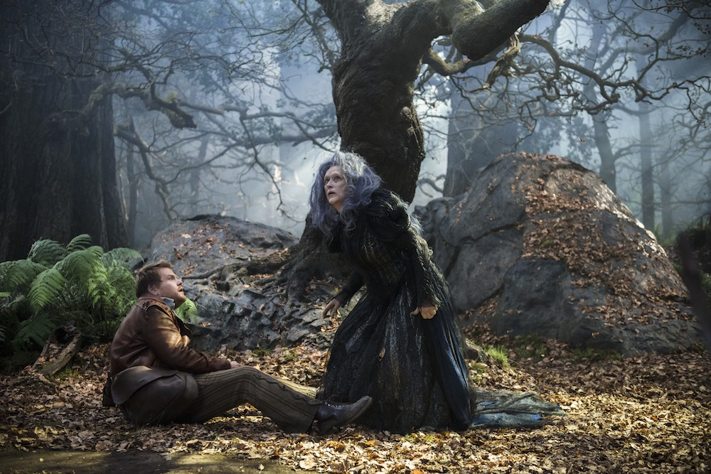 Scene from Into the Woods