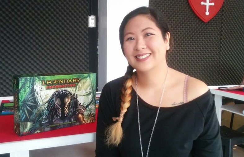 Local Legendary Encounters: Predator Artist, Liezl Buenaventura
