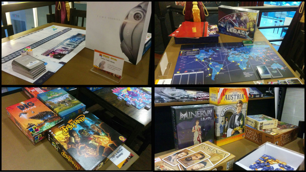 OMG... T.I.M.E. Stories and Pandemic Legacy!! *drools*