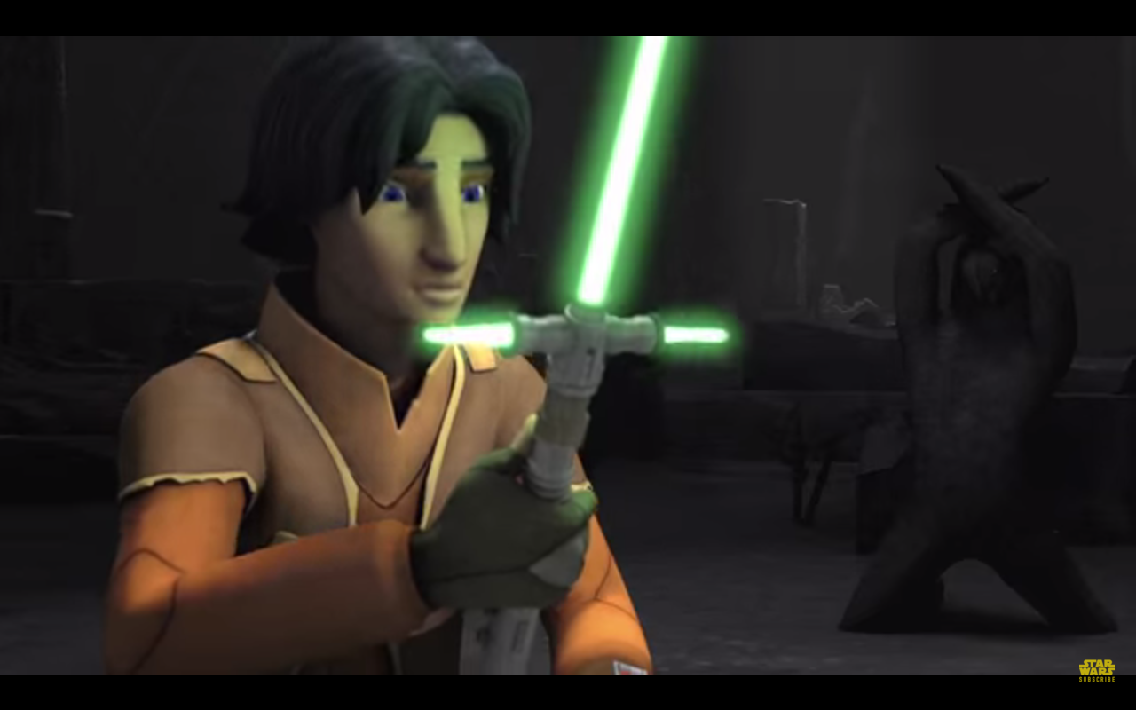 new star wars rebels season 2 trailer teases �ahsoka vs