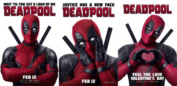 Mind you, Deadpool is no cutesy superhero movie. It's a hard R-16 film with sex, gore, violence and loads of expletives!