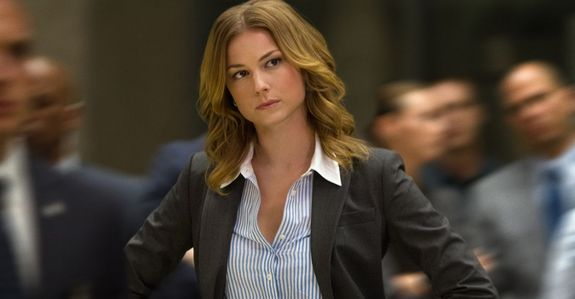 Sharon Carter from Captain America: The Winter Soldier