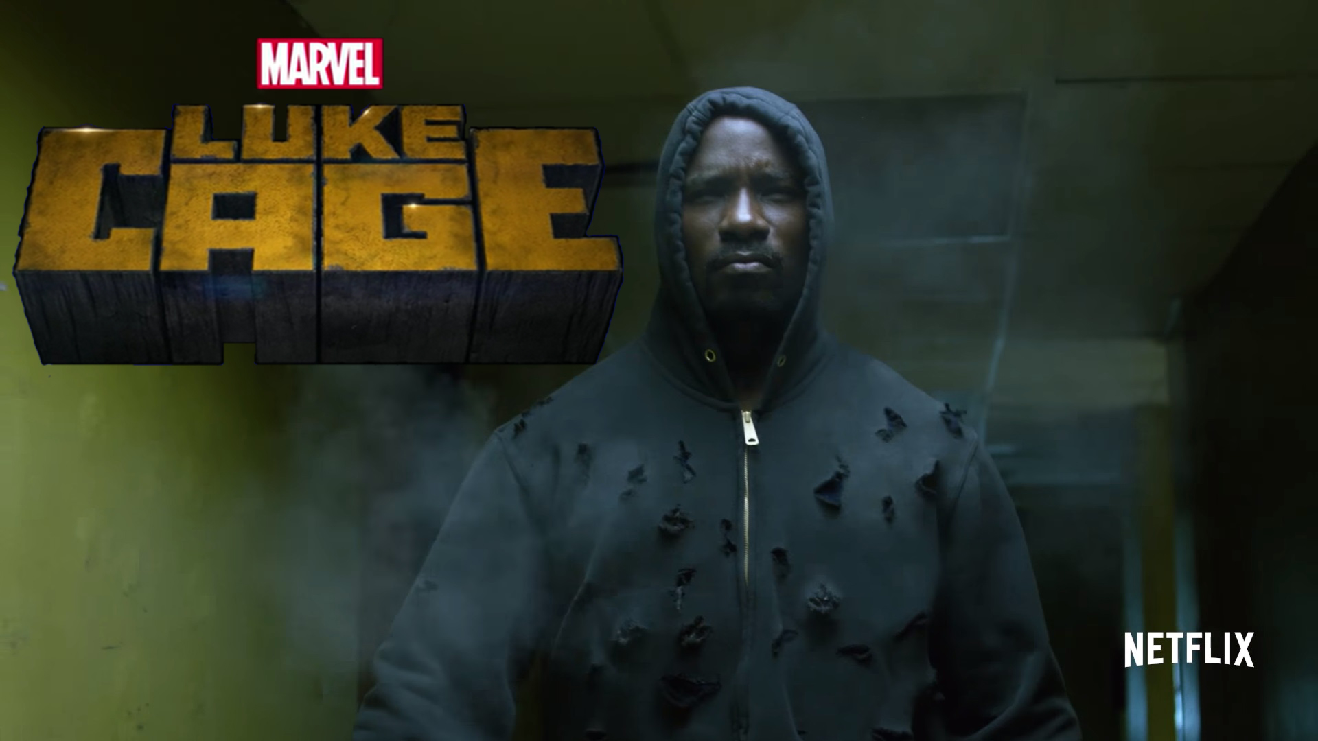 Marvel Series Luke Cage Releases Streets Trailer In Time For Sept 30 Netflix Premiere