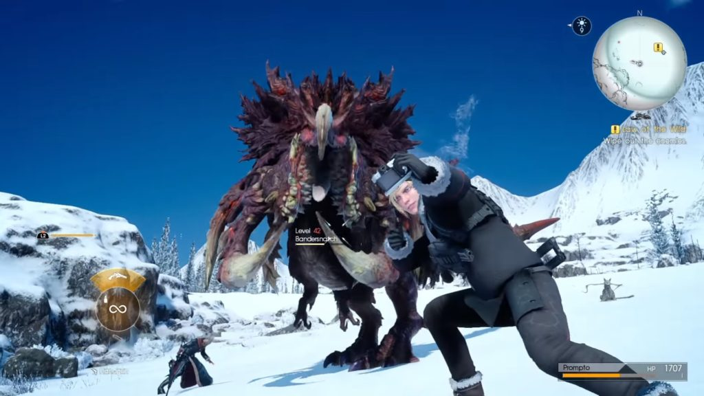 final fantasy xv episode prompto is available right now update