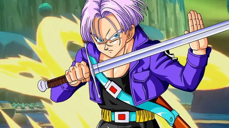 Future Trunks Is Here