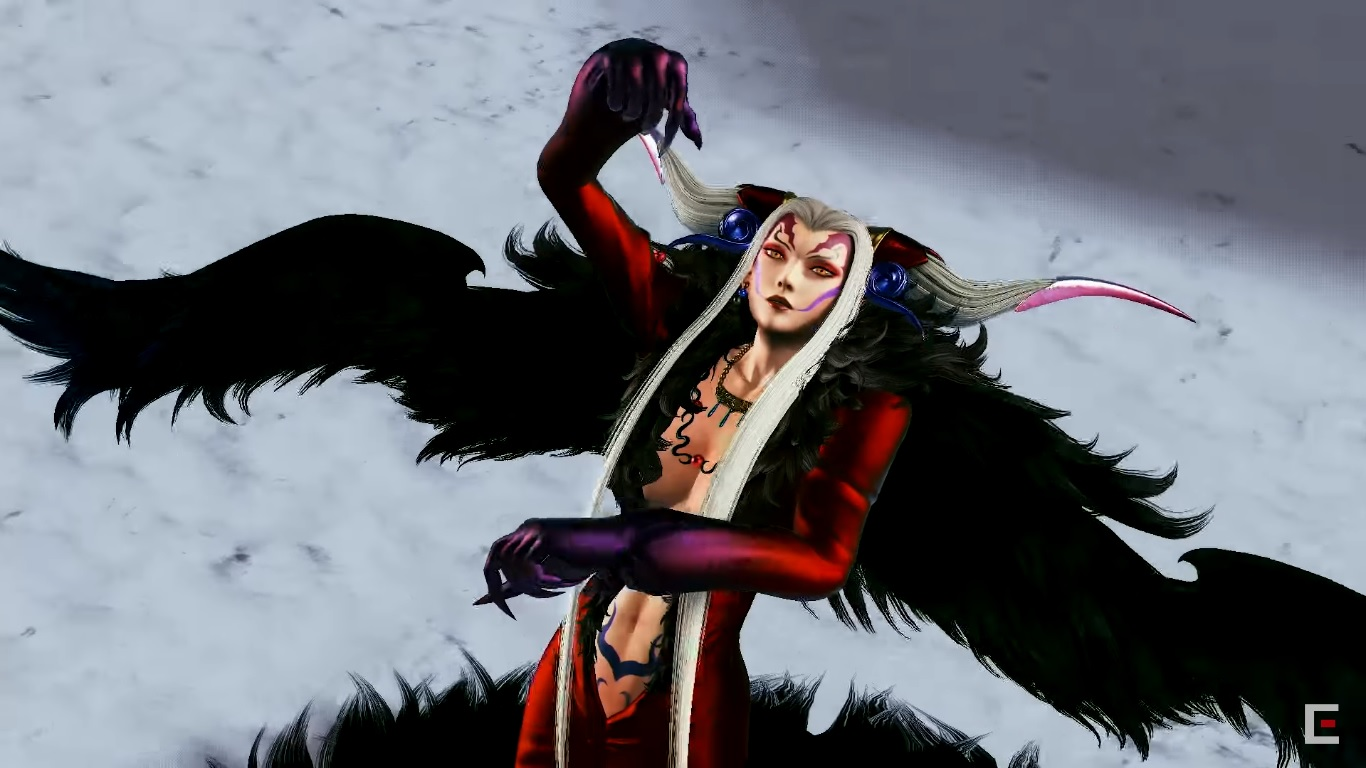 Ffviii s ultimecia joins the roster for dissidia final fantasy arcade ungeek - Ffviii wallpaper ...