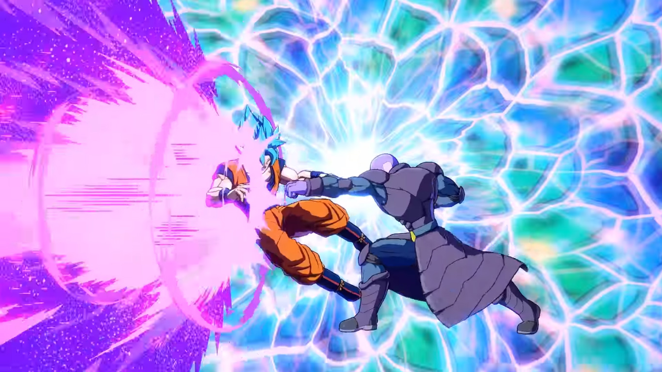 January can't come any sooner! The New Dragon Ball Fighter
