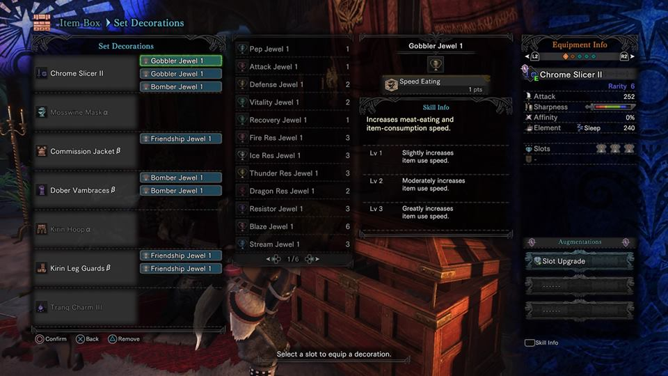 monster hunter world how to create a squad