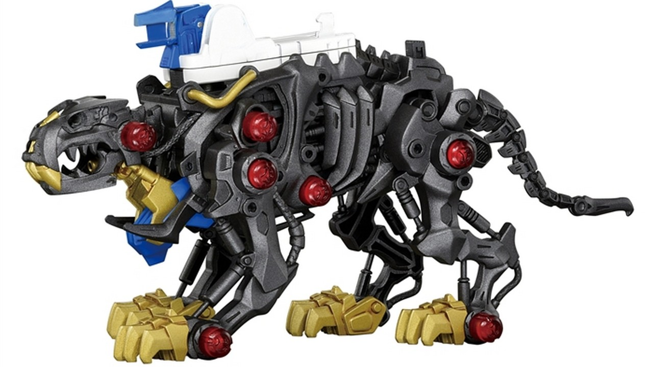 These new Zoids Wild figures will make you want to buy 'em ...