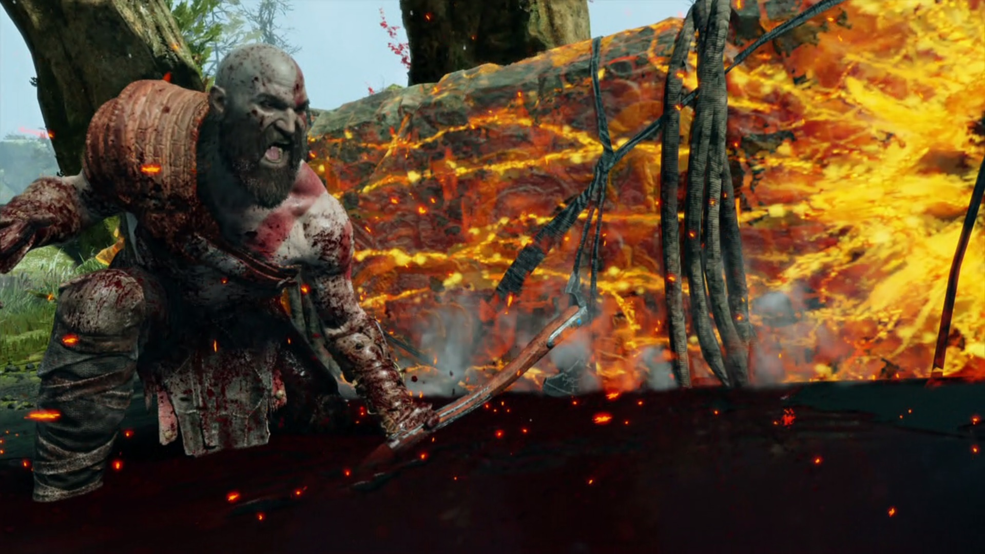God Of War 2018 Review A Franchise Reborn For The