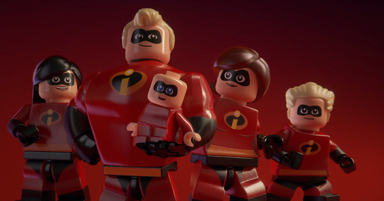 Lego The Incredibles Now Available For Ps4 Xbox One And Nintendo Switch Ungeek