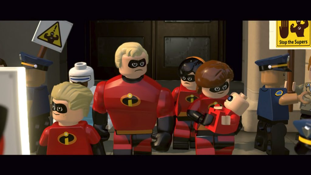 Best Incredibles Toys Reviewed : Lego the incredibles review fun but more or less