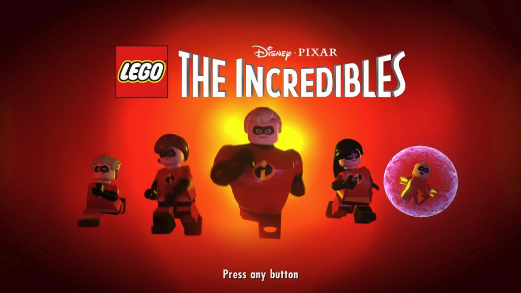 The Incredibles Characters