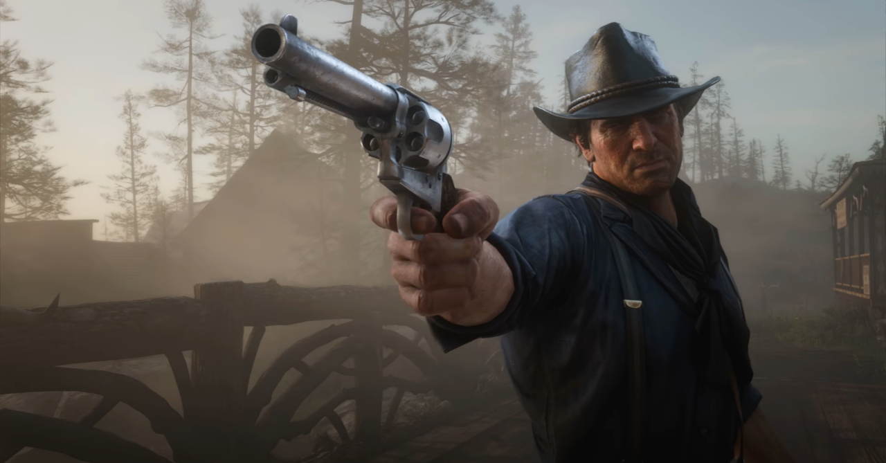 red dead redemption 2 - photo #13