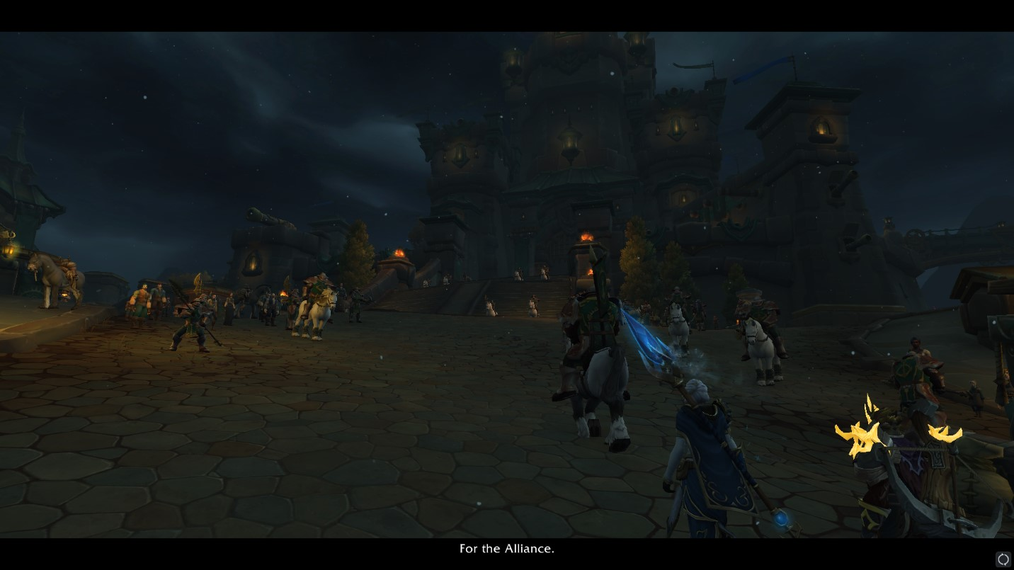 Battle For Azeroth New Race Cities