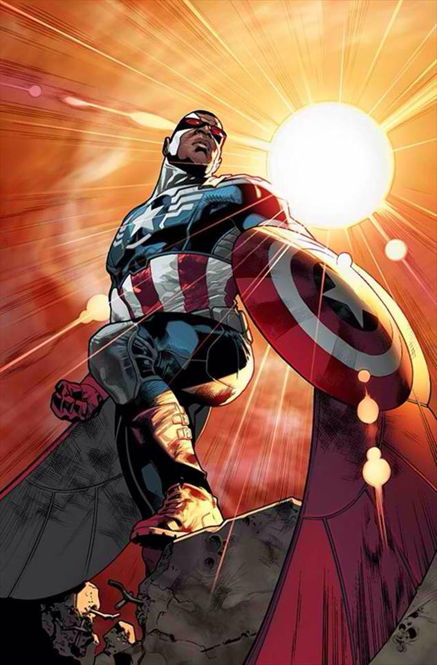 Does this mean Captain America now has wings? :o