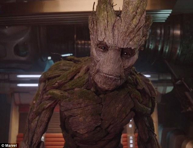 I. am. Groot.