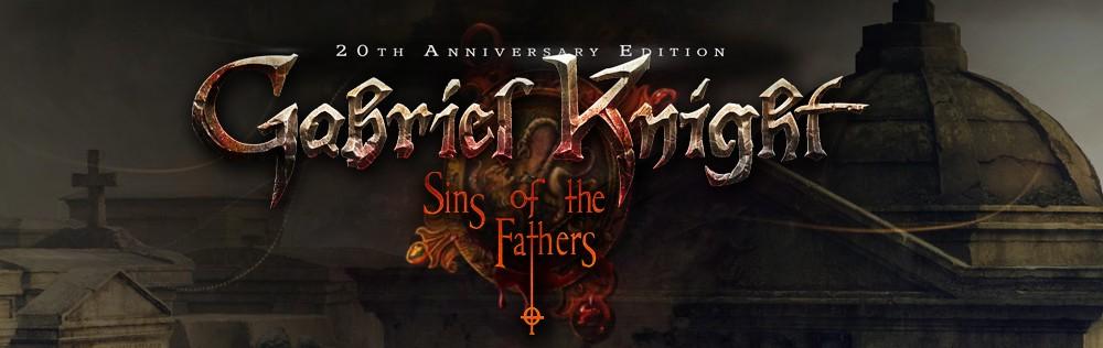 Gabriel Knight 20th Anniversary Editionv2