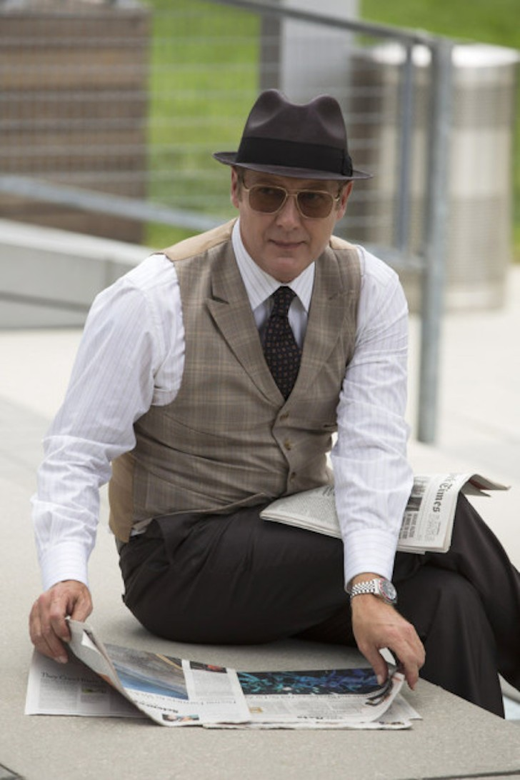 Blacklist Season 2 Teaser Photo a b