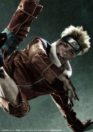 Naruto Naruto Musical