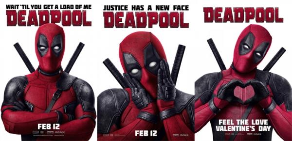 Deadpool Hype Sizzles This Feb Ungeek