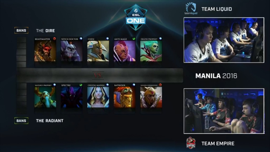 Liquid vs Empire Game 2