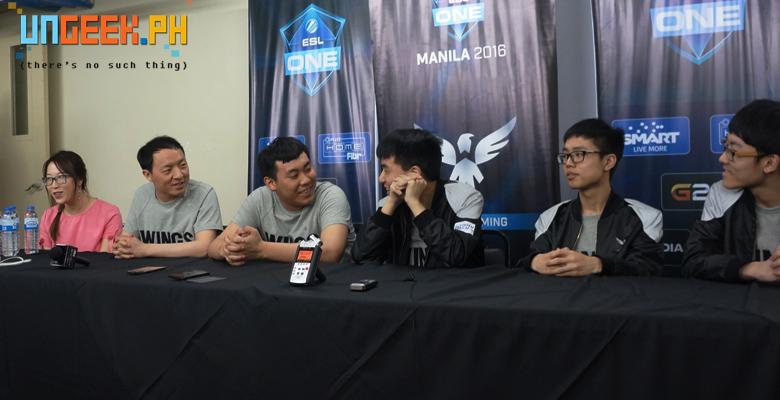 Wings Press Con
