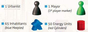 Tokens and Pawns