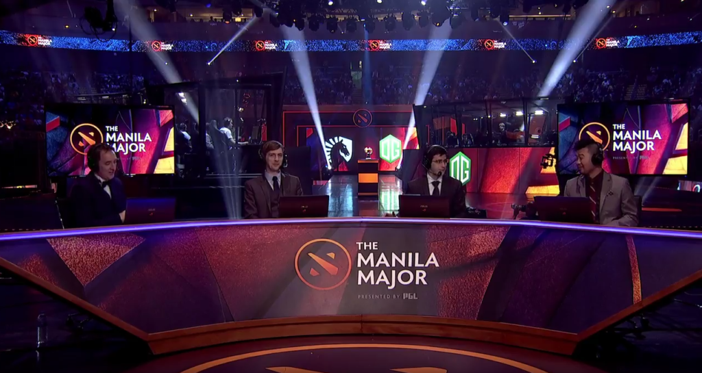 The analysts discuss the grand finals matchup between Team Liquid and OG