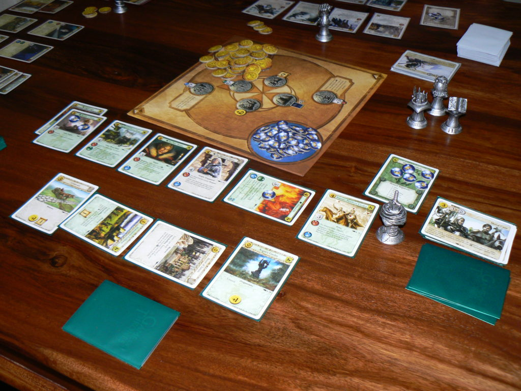 A Game of Thrones: The Card Game - Picture taken from Boardgamegeek