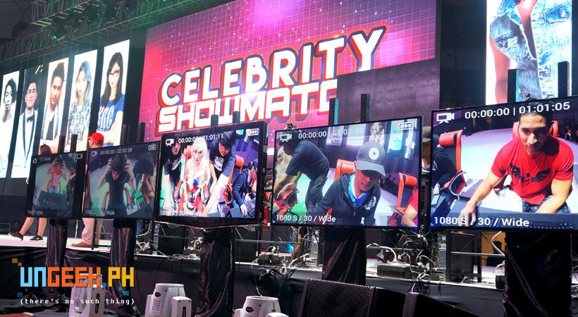 Rampage 2016 Celebrity Showdown 1