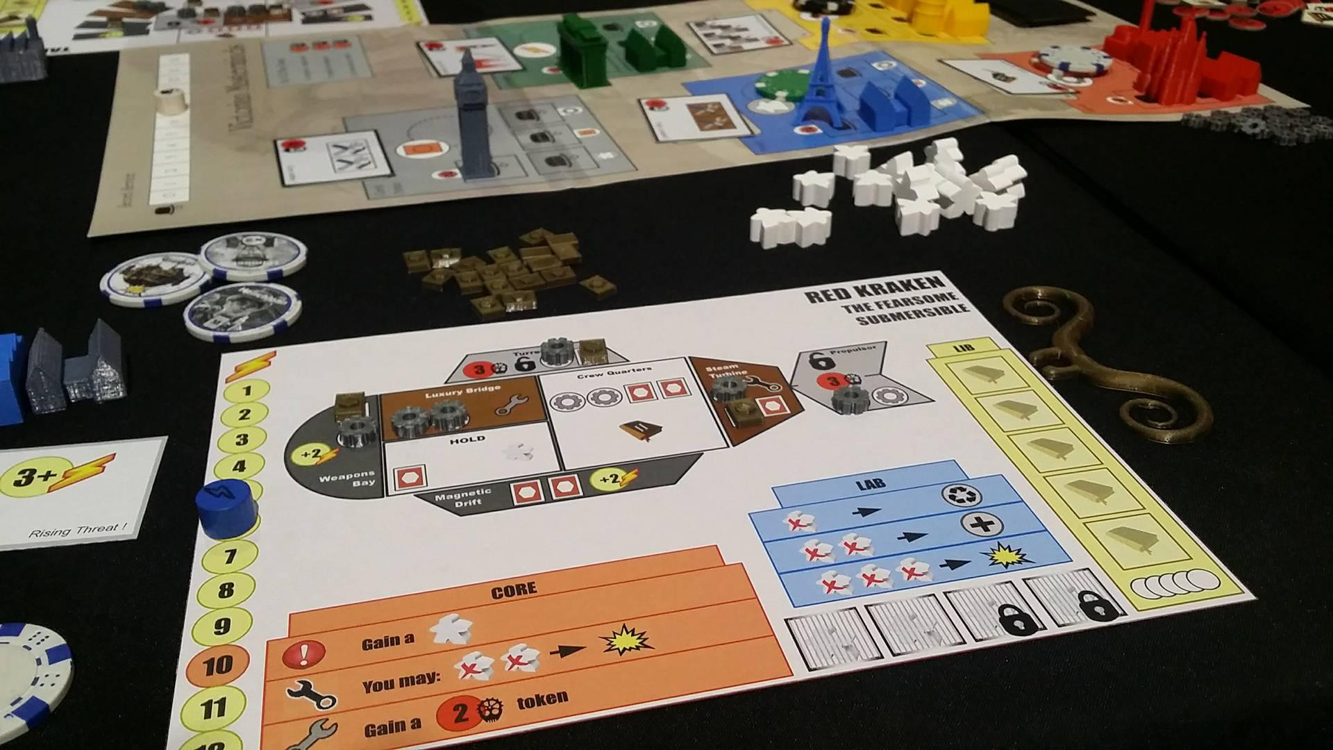 player board 2