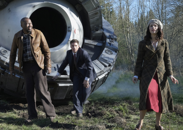 Change History in NBC's New Series, Timeless