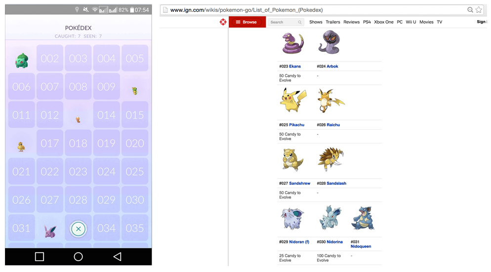 Pokedex - IGN