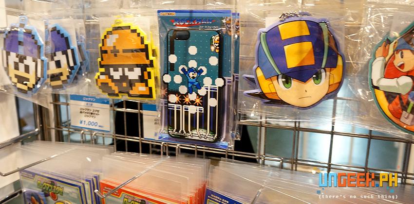 Moaaar Megaman stuff!