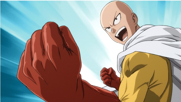 Animax Serves Up Awesomeness This September With One Punch Man!
