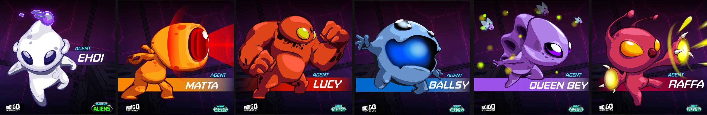 Agent Aliens