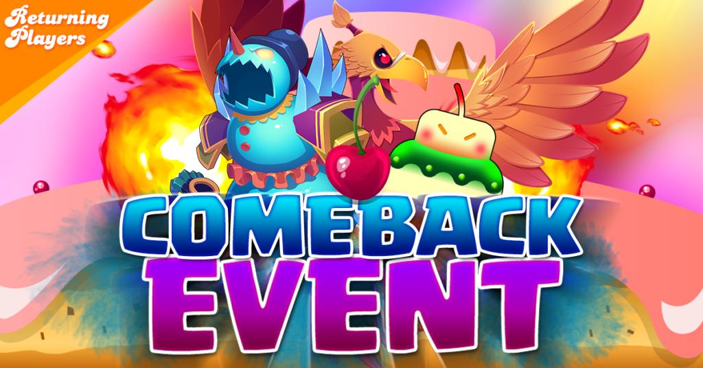 comeback-event