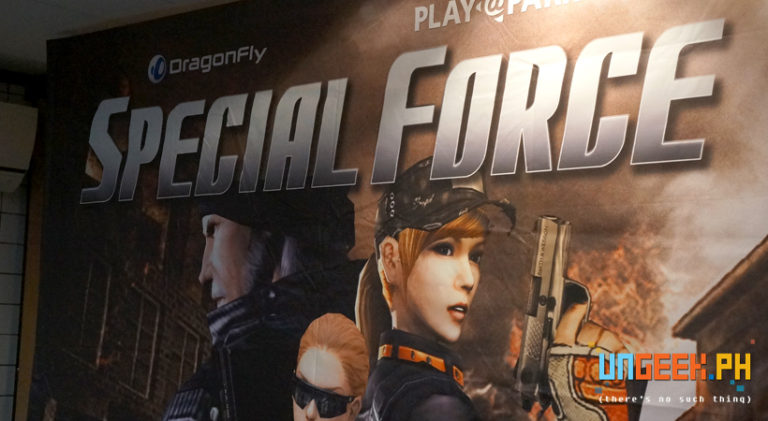 Back by popular demand, Special Force officially returns to the Philippines via Playpark Inc.
