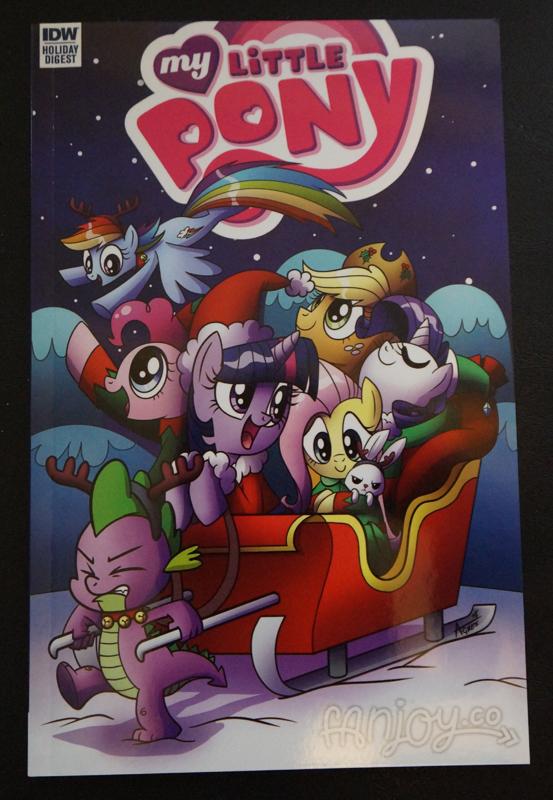 Mlp Christmas.A Pony Kind Of Christmas Cosplayer Ki Chan Unboxes The Mlp