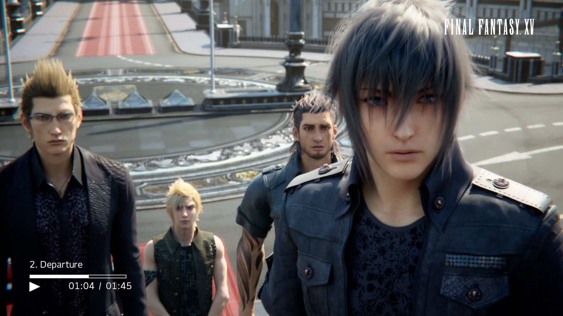 Final Fantasy XV Soundtrack Drops FOR FREE (sort of) on the