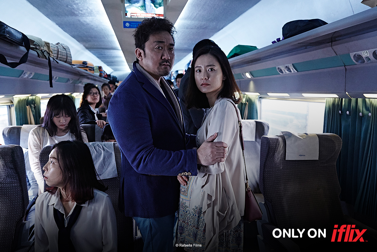 All Aboard! Train to Busan now Running on iflix! | Ungeek