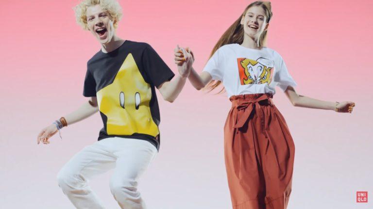 Nintendo Fans, Today's the Day We Raid Uniqlo! | Limited Edition Uniqlo Nintendo Shirts