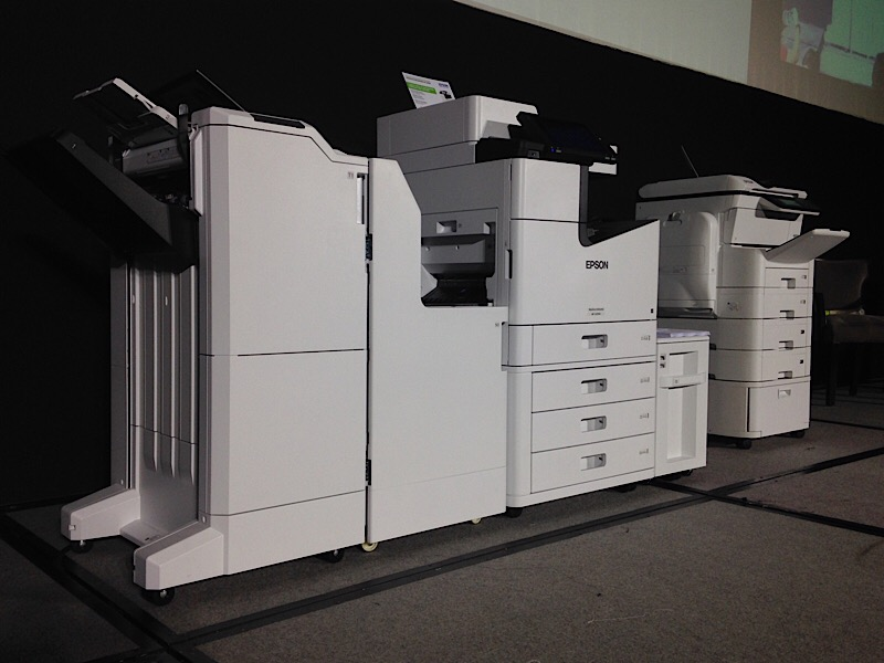 Epson Philippines unveils the latest in enterprise printing