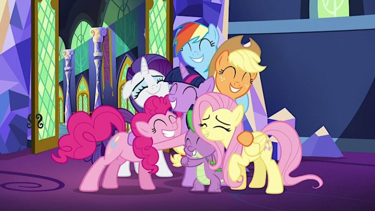 Commemorate Friendship Day with these magical moments from My Little Pony!