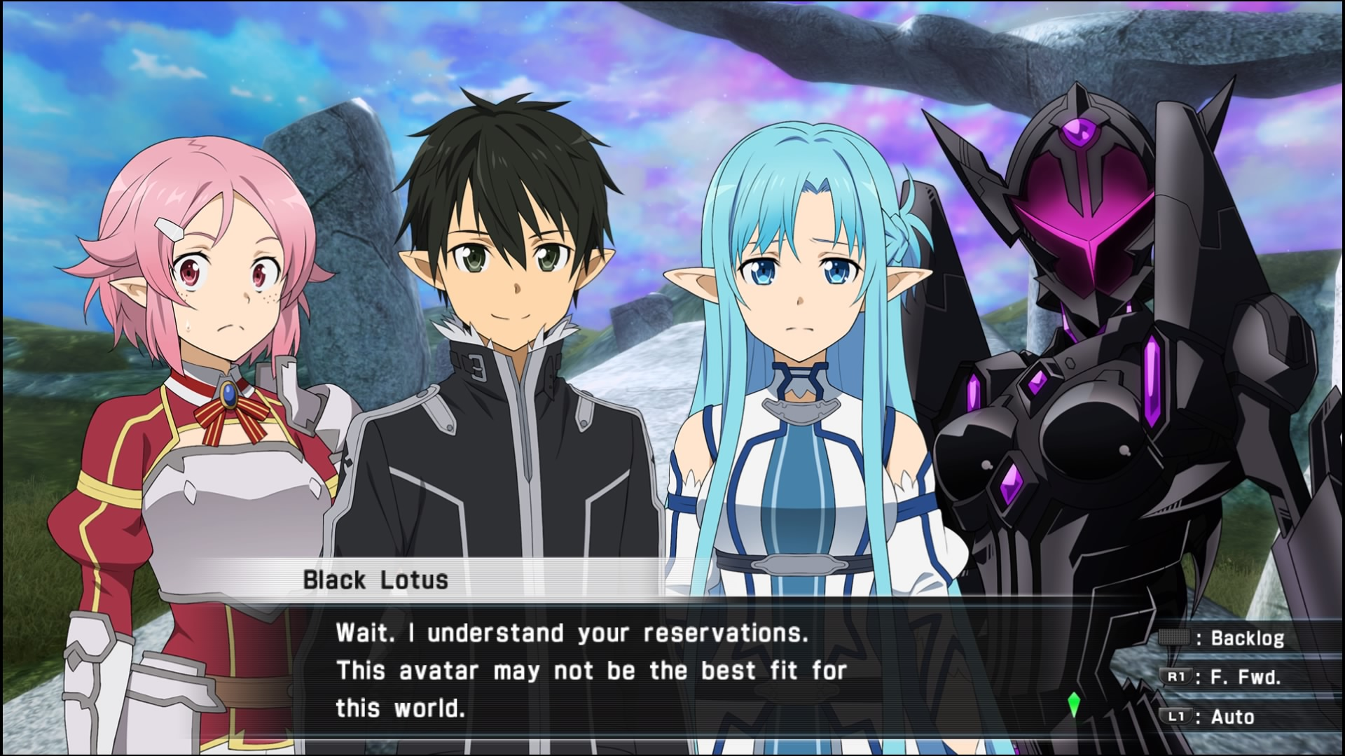 jump into the crazy online world within accel world vs sword art online
