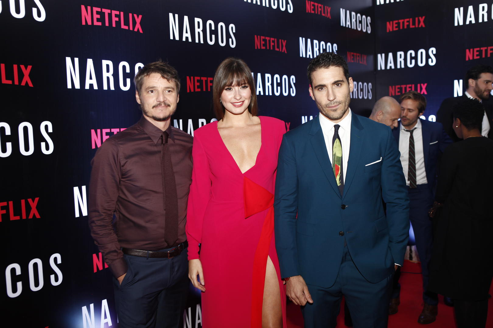 A new reason to Netflix and chill as all episodes of Narcos
