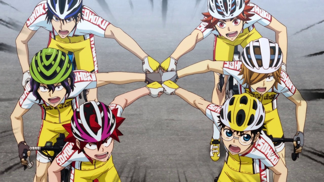 Yowamushi Pedal 3 17 52 - Yowamushi Pedal Tanıtım ve İnceleme - Figurex Anime Tanıtımları